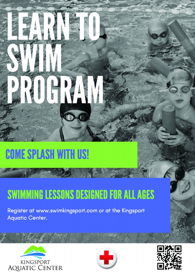 Learn to swim program 2018